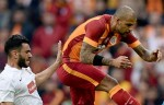Galatasaray:1 Gaziantepspor:0