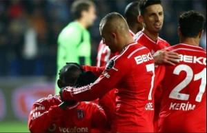 Beşiktaş:2 Kasımpaşa:0