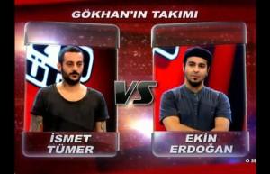 Ekin Erdoğan ve İsmet Tümer'in Düellosu