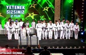 Battalgazi Özçınar'ın 2. tur performansı