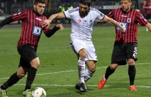 Gençlerbirliği:2 Fenerbahçe:1