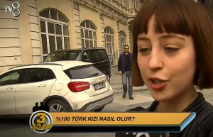 Yüzde yüz Türk kızı nasıl olur?