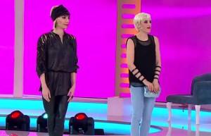 70. bölüm yarışmacılar İlbilge Uzun'un stilini değerlendi