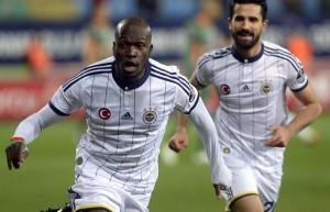 Çaykur Rizespor:1 Fenerbahçe:5