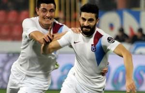 Mersin İdman Yurdu:1 Trabzonspor:5