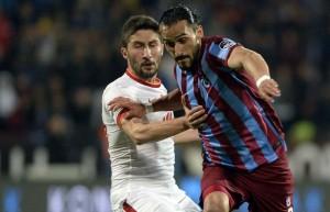 Trabzonspor:2 Galatasaray:1