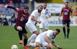 Gençlerbirliği:1 Trabzonspor:1