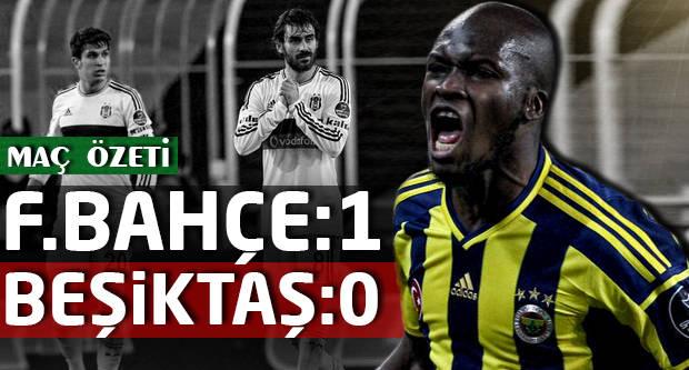 Fenerbahçe - Beşiktaş | Süper Lig Maç Özeti