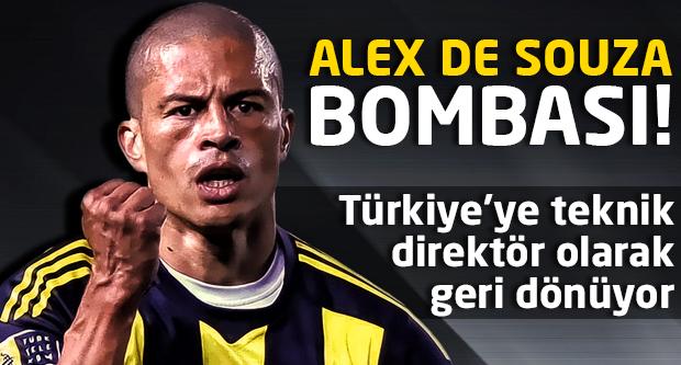 Alex de Souza Türkiye'ye dönüyor