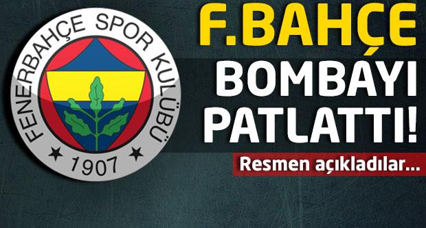 Fenerbahçe bombayı patlattı! Açıkladılar