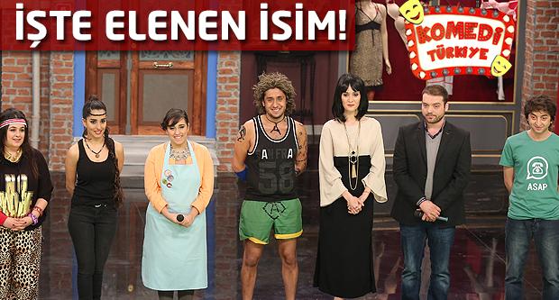 Komedi Türkiye'ye veda eden isim!