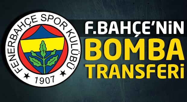 Fenerbahçe'nin bomba transferi!