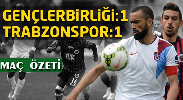 Gençlerbirliği - Trabzonspor | Spor Toto Süper Lig Maç Özeti