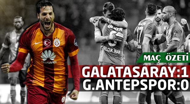 Galatasaray - Gaziantepspor | Spor Toto Süper Lig Maç Özeti