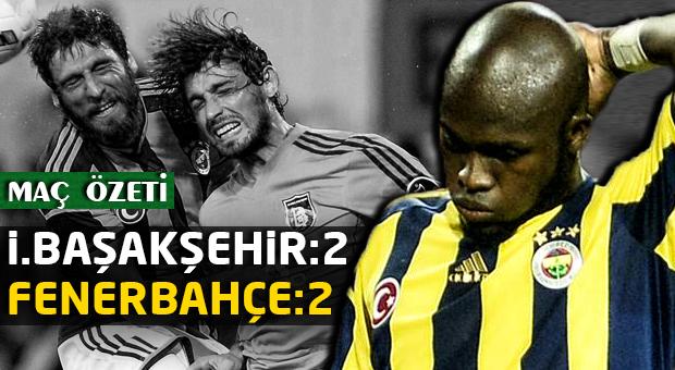 İstanbul Başakşehir - Fenerbahçe | Spor Toto Süper Lig Maç Özeti