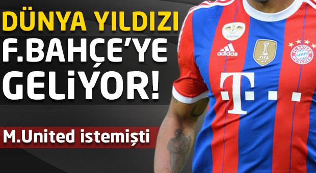 Dünya yıldızı Fenerbahçe'ye geliyor!