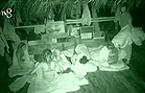 Fırtına uykularından etti! Zorlu geceyi böyle geçirdiler...